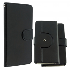 Samsung Galaxy S8 Bookcase Budget Zwart XXXL