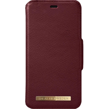 iDeal Fashion Wallet Burgundy iPhone 11 Pro/XS/X