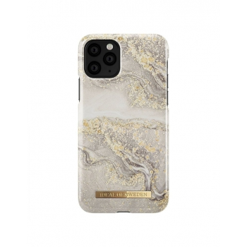 iDeal Fashion Case Sparkle Greige Marble iPhone 11 Pro
