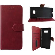 Huawei P10 Plus Hoesje Rood ECHT LEER