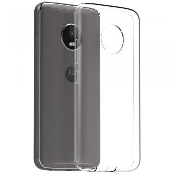 Doorzichtig Siliconen Hoesje Motorola Moto G5