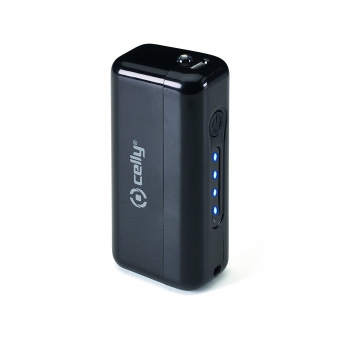Celly Fluorescent Collection 2200 mAh Power Bank