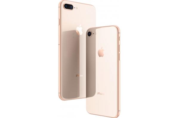 Refurbished iPhone 8 Plus 128GB Goud