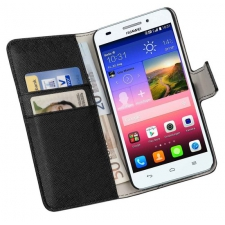 Huawei Ascend G620S Bookcase van leer