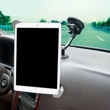 Stevige Universele iPad/Tablet houder auto (type 7 tot 10.1 inch) 360 graden draaibaar Stand met Zuignap
