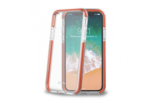 Celly Anti shock shield for iPhone X