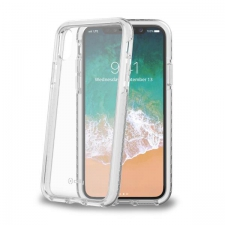 Celly Anti shock shield for iPhone X Transparant
