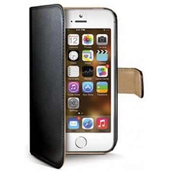 iPhone SE Echt Leer Hoesje