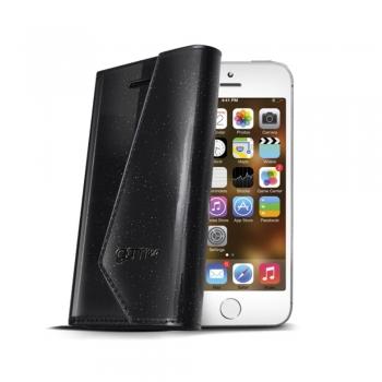 iPhone SE Lady Hoesje Zwart