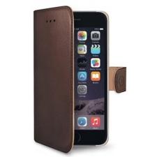 iPhone 6 Plus Echt Leer Hoesje Bruin