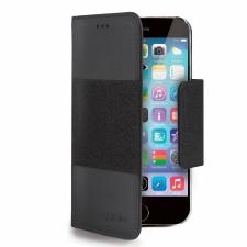 Apple iPhone 6/6S Glitty Hoesje Zwart