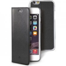 Apple iPhone 6/6S 2-in-1 Hoesje Zwart