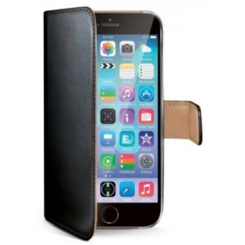 Apple iPhone 6/6S Echt Leer Hoesje