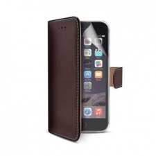 Apple iPhone 6/6S Zakelijk Hoesje Bruin