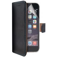 Apple iPhone 6/6S Zakelijk Hoesje Zwart