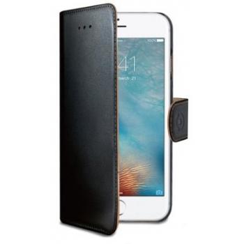 Apple iPhone 7 Plus Echt Leer Hoesje