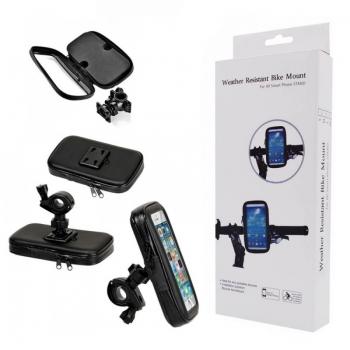 Telefoonhouder voor de fiets Waterproof universeel