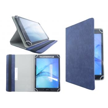 Universale 7 - 11 inch Wallet Case blauw