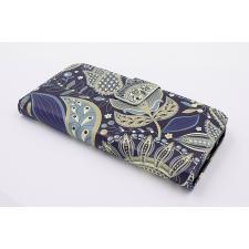 iPhone 7 'Blauwe Natuur' Print Eco-Leer Hoesje