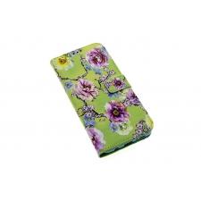 Samsung Galaxy S8 'Pioenroos' Print Eco-Leer Hoesje