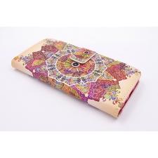 Samsung Galaxy S8 'Boeddhistische Lotus' Print Eco-Leer Hoesje