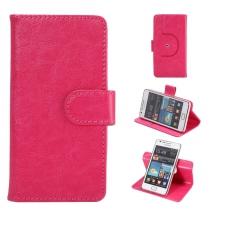 Huawei Y6 II Hoesje Budget Roze XL