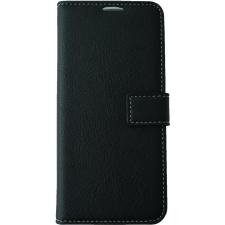 Samsung Galaxy J2 Prime Standaard Leer Hoesje Zwart