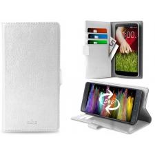 Microsoft Surface Phone Hoesje Van Echt Leer Wit XXL