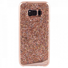 Case Mate Brilliance tough Rose Gold Crystal S8 Plus