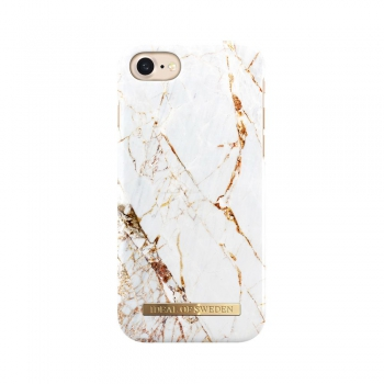 iDeal Fashion Case Carrara Gold iPhone 6/6S/7/8/SE 2020