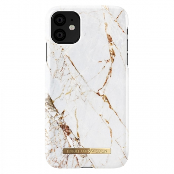 iDeal Fashion Case Carrara Gold iPhone 11/XR