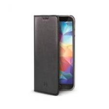 Celly Case Air PU Galaxy S5 Black