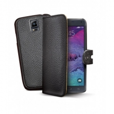 Celly Case Ambo 2-in-1 Galaxy Note 4 Black