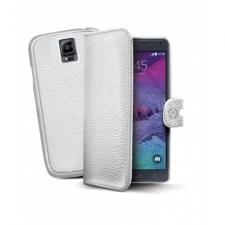 Celly Case Ambo 2-in-1 Galaxy Note 4 White