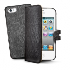 Celly Case Ambo 2-in-1 iPhone 4/4S Black