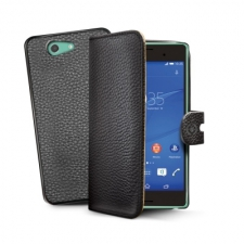 Celly Case Ambo 2-in-1 Xperia Z3 Compact Black