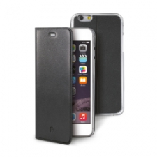Celly Case Buddy 2-in-1 iPhone 6/6S Plus Black