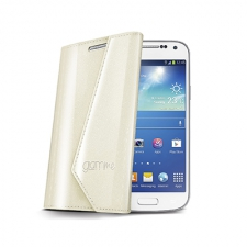 Celly Case Wally Lady Galaxy S4 Mini White