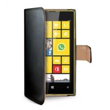 Celly Case Wally PU Lumia 530 Black