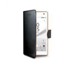 Celly Case Wally PU Xperia Z5 Black