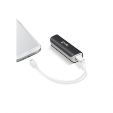 Celly Charger Power Bank Uni 2.600 Black