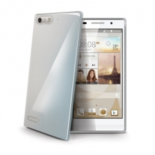 Celly Cover Gelskin Ascend G6 Transparant
