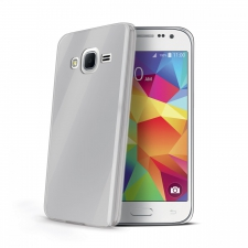 Celly Cover Gelskin Galaxy Core Prime Transparant
