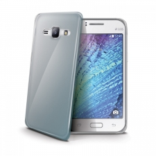 Celly Cover Gelskin Galaxy J1 Transparant