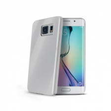 Celly Cover Gelskin Galaxy S6 Edge Transparant