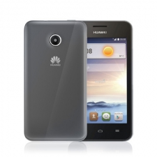 Celly Cover Gelskin Huawei Ascend Y330 Transparant