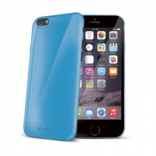 Celly Cover Gelskin iPhone 6 Cyan