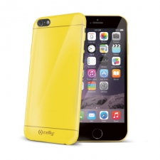 Celly Cover Gelskin iPhone 6 Yellow