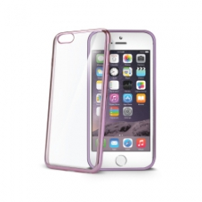 Celly Cover Gelskin Laser iPhone 6/6S Pink