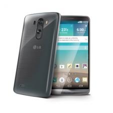 Celly Cover Gelskin LG G3 Black